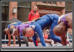 100m_ment_start (The_Jon_M) Tags: city uk england urban manchester michael athletics great may games richard cj 100 rodgers meters 100m deansgate 2015 kilty greatermanchester metres 100meters 100metres michaelrodgers ujah ridgers greatcitygames richardkilty cjujah