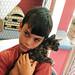 adopt a cat: zen and her boy