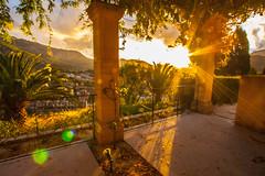 Mallorca Morning Sun (Chas Pope 朴才思) Tags: morning sunrise spain mallorca 1022mm majorca 2014 balearics puigpunyent granhotelsonnet