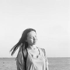 大海之我的女孩 (Bo Kai Huang) Tags: tlr fujifilm rolleiflex35a