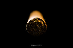 A cigar (Michal Zak) Tags: art classic beautiful beauty promotion composition dark relax big natural habit cut cigarette smoke lifestyle tasty cigar fresh smoking health taste concept conceptual cuban product heavy simple smokers tobacco isolated classy inhale