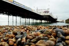 (Giramund) Tags: sea beach pier brighton pebble