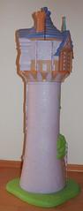 Rapunzel Tower - Before (sh0pi) Tags: tower project disney rapunzel tangled bastelprojekt