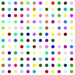 Midazolam (Robert Hirst - Official) Tags: street nyc newyorkcity pink blue light red urban orange brown white streetart newyork abstract black color green london art fashion yellow wall museum modern self painting circle stencil paint artist gallery arte purple handmade manhattan contemporary spot exhibition polka dot spots dots metropolitan polkadot metropolitanmuseumofart hirst damienhirst royalacademy benzodiazepine spotpainting roberthirst
