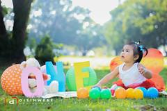 Lynzy Kyel (Jr Libunao) Tags: birthday baby canon t photography eos rebel 50mm kid 1st philippines pre t3 subicbay olongapo subic sbma fifty nifty zambales 2015 kyel lynzy disinwebe