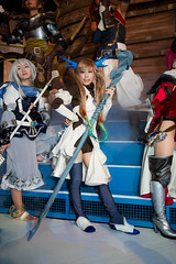 Cygames -Tokyo Game Show 2015 (Makuhari, Chiba, Japan) (t-mizo) Tags: girls portrait woman girl canon person women cosplay sigma showgirl chiba canon5d cosplayer companion lr makuharimesse tokyogameshow tgs makuhari lightroom      mihama campaigngirl   lr6      lrcc eos5d3   eos5dmarkiii 5d3 5dmark3 canon5d3  eos5dmark3 5dmarkiiii cygames lightroomcc lightroom6 tgs2015 2015 sigma2435mmf2dghsmart   sigma2435f2 sigma24352 sigma2435mm sigma2435mmf2 sigma2435mmf2dg sigma2435mmf2dgart sigma2435mmf2art tokyogameshow2015