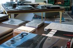 Ausstellung 7132 (travelmemo.com) Tags: schweiz vals ch ausstellung tadaoando thermevals peterzumthor architekturbuch httpreisememochp12735
