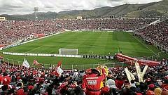 Estadio Garcilaso de la Vega (Alvaro Del Castillo) Tags: estadios copamovistar