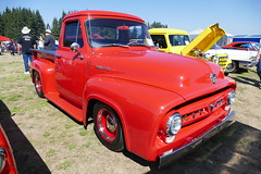 1954 Ford F-100 (bballchico) Tags: 1954 ford f100 pickuptruck arlington 206 washingtonstate arlingtonwashington