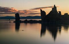 Mono Lake Sunrise (jpaulus) Tags: lake water clouds sunrise monolake