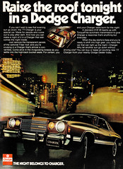 Throwback Thursday (classic77) Tags: classic vintage ads muscle ad advertisement american dodge 1977 77 charger