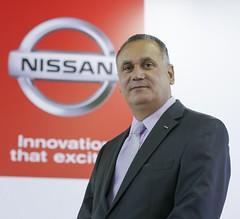 FADI GHOSN MARKETING DIRECTOR CHIEF MARKETING OFFICER NISSAN MIDDLE EAST (SAUD AL - OLAYAN) Tags: marketing nissan chief east middle director officer fadi ghosn