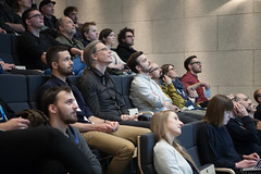 Lectures – art+bits 2015 (Medialab Katowice) Tags: panel artbits