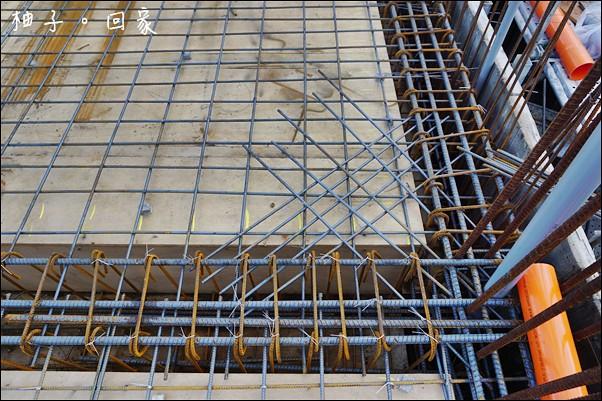 1樓板模隔間水電鋼筋完成10