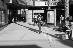 Fred Segal (kengikat40) Tags: blackandwhite beach mall raw santamonica streetphotography bloomingdales samo blackandwhitephotography santamonicaplace citybythebay beachcity mycitymysoul rawlastreet