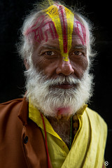 'The Preacher - II' (subodh shetty) Tags: travel people india streets colors portraits photography nikon faith religion documentary vivid places roadtrip journey devotion nikkor hindu incredible baba sadhu naga mela shetty d800 nashik subodh kumbh