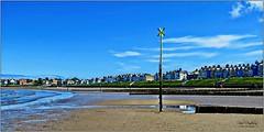 Low Tide, Ballyholme, Bangor, Co Down, Northern Ireland (BangorArt) Tags: beach bay bangor esplanade northernireland groyne ballyholme ulster countydown paulanderson bangorart