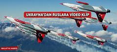 Ukrayna'dan Rusya'ya Manidar Mesaj (Malatya HaberX) Tags: mesaj ukrayna havakuvvetleri rusyaya malatyavideohaberleri türkjetleri türkjetleriklip ukraynatürkuçakları ukraynadanmesaj uktaynadanrusyayamesaj