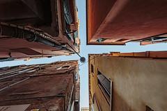 Crossing Venice