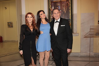Ιωάννα Σεβοπούλου, Μαριαλένα Ανδρέου και Costantino Salis