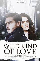 WILD KIND OF LOVE (mycuddlyhes) Tags: cover portada wattpad