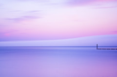 Equanimity (PatrickJamesPhoto) Tags: sausalito california bay ocean fog sunset pier sanfrancisco