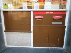Liskeard Post Office PL14 Twin Boxes (Bridgemarker Tim) Tags: liskeard pl14 cornwall