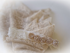 ODC - Lace (Exdeltalady) Tags: lace headband newborn blush ourdailychallenge challenge macro tamron 60mm canon 7d eos delicate