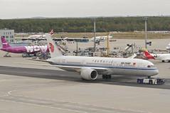 Air China Boeing 787-900 Dreamliner; B-7879@FRA;19.10.2016 (Aero Icarus) Tags: frankfurtinternationalairport eddf fra avion plane planespotting airplane flugzeug frankfurt aircraft airchina boeing787900 dreamliner b7879 boeing787