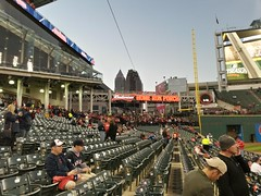 20161014_185127_Richtone(HDR) (reddawg5357) Tags: progressivefield clevelandindians cleveland clevelandohio chiefwahoo alcs indians tribetown tribetime mlb baseball bluejays