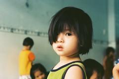 Carrot (Julye Hoang) Tags: film kodak ektar100 filmportrait childrenphotography children childportraits nikon nikonfilm 35mmfilm 50mm portrait ishootfilm travelphotography travel sliceoflife ilovefilm