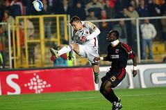 Sasa Ilic (l3o_) Tags: galatasaray sar krmz red yellow football futbol sasa ilic