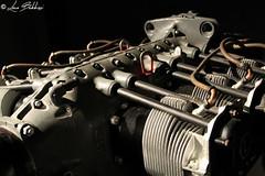 Engine (Luca Bobbiesi) Tags: volandia museum airplane engine motore lowlight museo aerei canoneos7d canonef24105mmf4lisusm