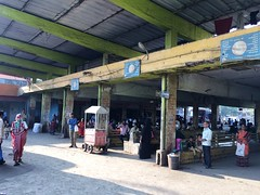 Bhiwandi ST Bus Stand (Depot) Platform No. 1-5 MSRTC (YOGESH CHOUGHULE) Tags: bhiwandistbusstanddepotplatformno15msrtc bhiwandi st bus stand depot platform no 15 msrtc