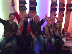 Los Babos auf Schatzsuche in den Bletheken (Breakout Basel) Tags: breakout basel wwwbreakoutbaselch blecatraz real live escape game switzerland adventure abenteuer spiel team teamevent event unterhaltung entertainment wanted wantedokt16 losbabos jger friends family wantedoct16