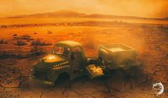 1949 Studebaker 2R Truck (lemcong91) Tags: diecast hobby minicars vehicle minhcong m2 m2machines 164 1949 studebaker 1949studebaker2rtruck truck