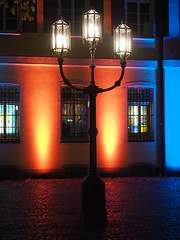 """Bonn leuchtet"" - special illumination in Bonn (3)"