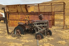Tractor (openspacer) Tags: farmmachinery tractor