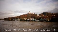Torino (14) (cattazen.com) Tags: alluvione torino po esondazione parcodelvalentino murazzi pienadelpo cittàditorino turin piemonte