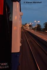 Passing Portlaoise, 22/10/16 (hurricanemk1c) Tags: rpsi westernexplorer 1705limerickconnolly railways railway train trains irish rail irishrail iarnrd ireann iarnrdireann 2016 railwaypreservationsocietyofireland craven portlaoise