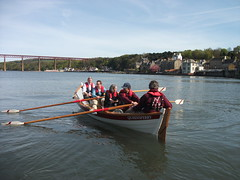 Mike_Rowing (Queensferry Rowing Club) Tags: rowingboat