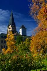Erzabtei St. Ottilien (AD2115) Tags: st ottilien erzabtei saint holy church abbey landsberg ammersee eresing untermeitingen munich monastery kloster avenue allee