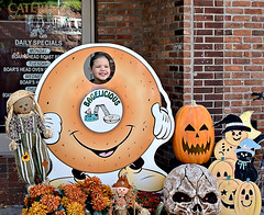 BVCOC 24th Annual Fall Harvest Festival (BabylonVillagePhotos) Tags: bagelicious bvcoc babylon village chamber commerce annual fall harvest festival people kids fun food rides sales sidewalk street photography bagel bagels