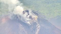 Active Volcano (alexmak6) Tags: montaa managua nicaragua activevolcano volcan volcano