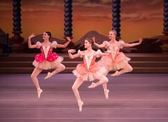 Nutcracker (Kurt Whitley) Tags: ballet charlotte nutcracker dance trio jump