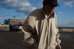 Local (dtanist) Tags: nyc newyork new york city newyorkcity sonya7 contax zeiss carlzeiss carl planar 45mm brooklyn brighton beach local boardwalk walking