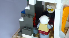 Brick Yourself Custom Lego Set Ski Slope 6