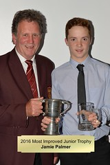 018-Jamie Palmer-Most Improved Junior Trophy Winner (Neville Wootton Photography) Tags: 2016golfseason andrewcorfield golfsectionjuniors jamiepalmer mostimprovedjuniortrophy presentationnights stmelliongolfclub winners saltash england unitedkingdom
