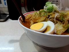 Gomoku Miso from Mouko Tanmen Nakamoto @ Okachimachi (ueno) (Fuyuhiko) Tags:      mouko tanmen nakamoto ramen spicy very hot gomoku miso from okachimachi ueno    tokyo
