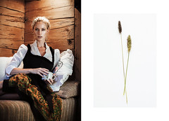 Home From Home V (photgraphy.com) Tags: alps mountains tradition fashion dirndl goessl tracht beauty editorial cabin heidi